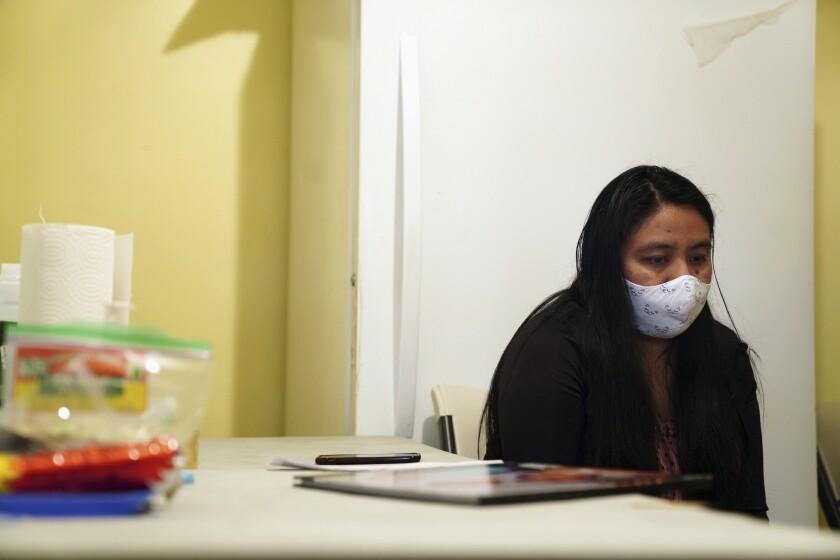 Virus Outbreak Lost Lives Parishioners Parents
