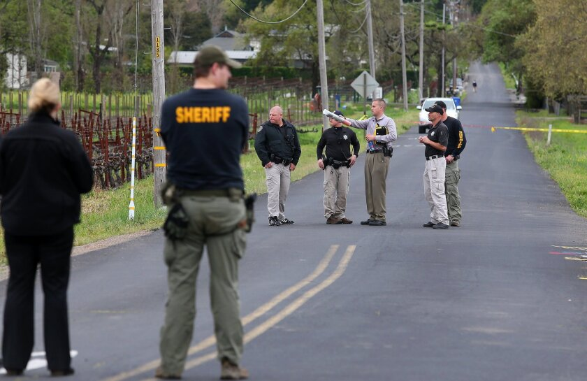 Deadly days in Napa: Naked body in freezer is latest grim