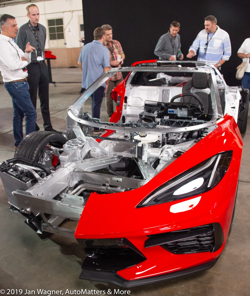 01818-20190718 Next Generation 2020 C8 Corvette global introduction in Tustin Hanger 2 - 28-300mm STILLS & one VIDEO-D4S