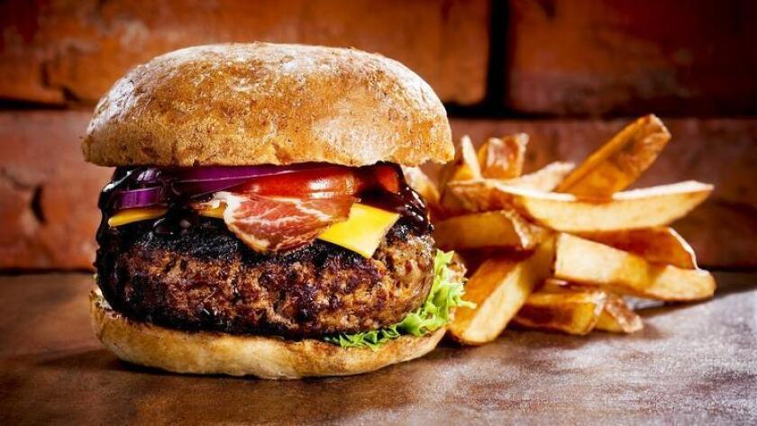 Who has the best burger in San Diego? That's personal. (/ Shutterstock.com)