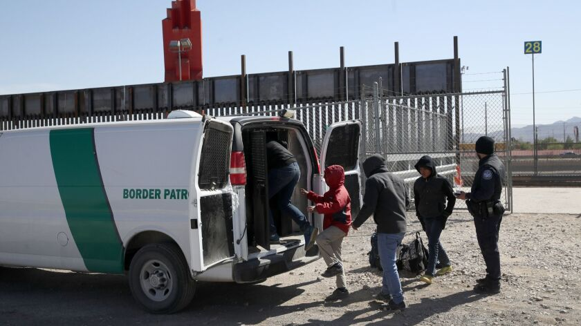 President Trump Threatens To Close The Southern Border With Mexico Over Immigration