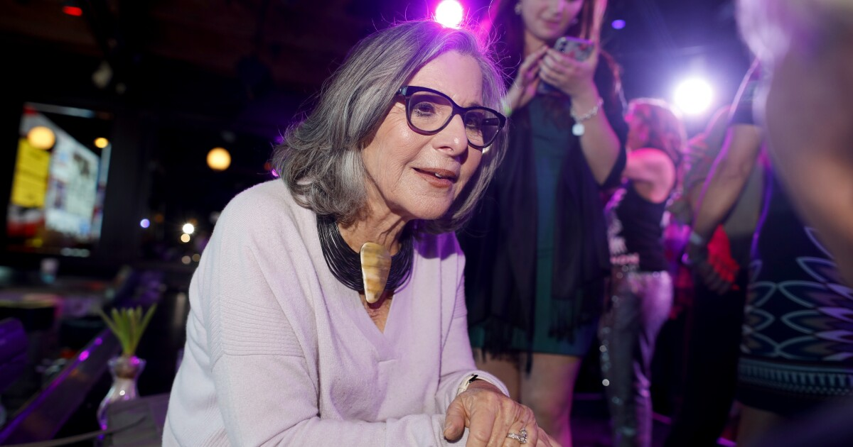 Barbara Boxer assaulted, robbed of cellphone in Oakland