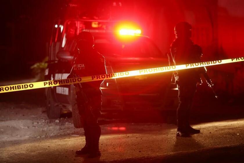 Tamaulipas es uno del estados más violentos de México y escenario de habituales choques entre las fuerzas de seguridad y el crimen organizado, y entre cárteles que se disputan la plaza. EFE/Archivo