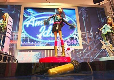 American Idol Barbie