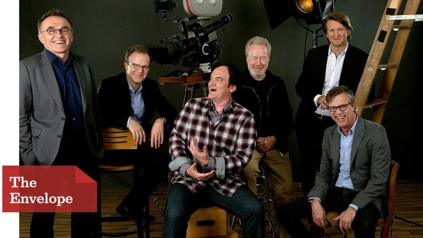 The Envelope Directors Roundtable