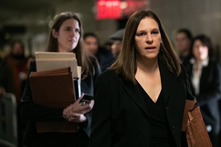 Prosecutor Joan Illuzzi-Orbon