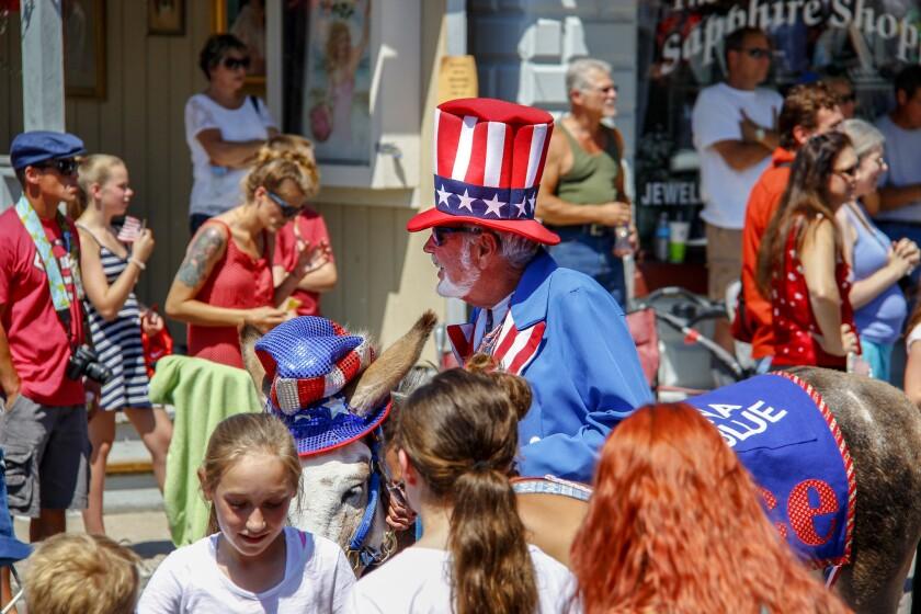 Bigfork 4th of July Parade.