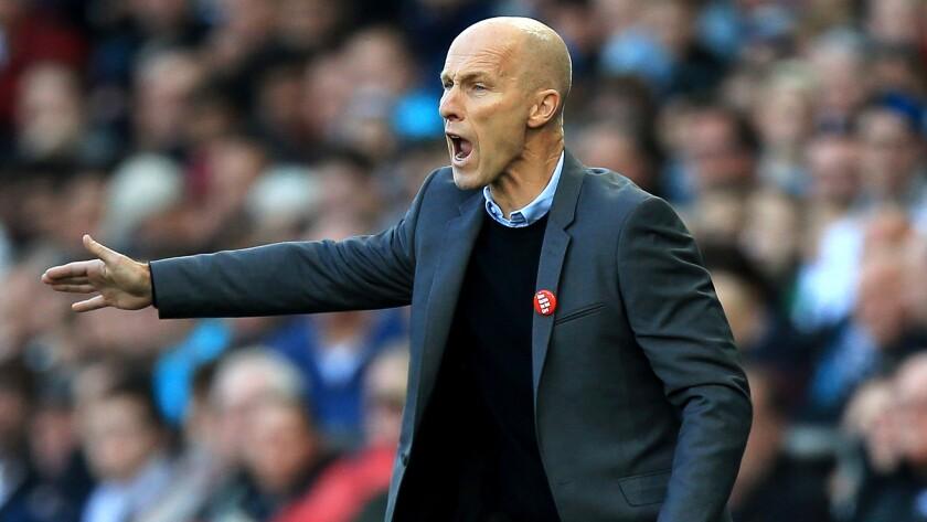 FILE: Bob Bradley Sacked As Swansea City Manager