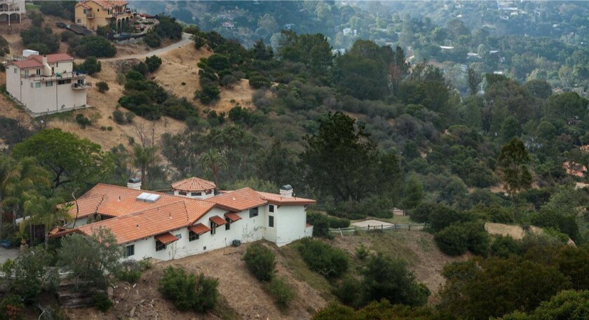 Casper Van Dien's former Topanga estate | Hot Property