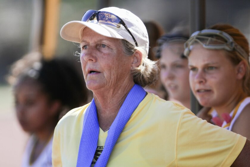 Laurie Berger is a coaching legend at Serra High.