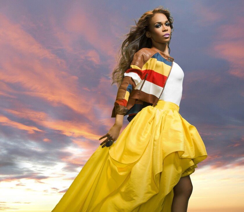 """Michelle Williams returns to her gospel roots on her new album, """"Journey to Freedom."""""""