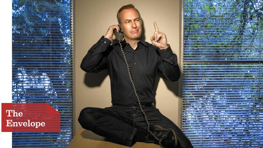 A busy Bob Odenkirk is also helping create a show for Netflix.
