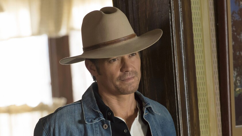 "Timothy Olyphant in ""Justified"" on FX."