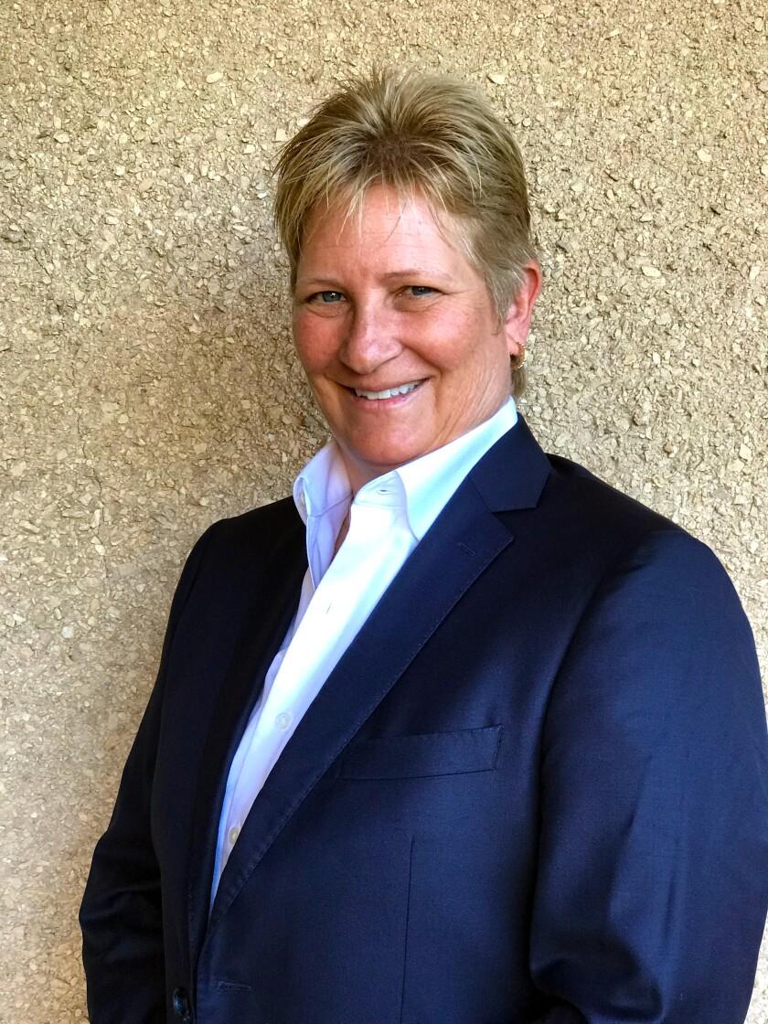 Barbara Savaglio, chairperson of the 2020 Farmers Insurance Open.