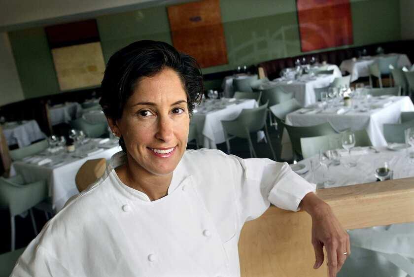 Former Campanile chefs