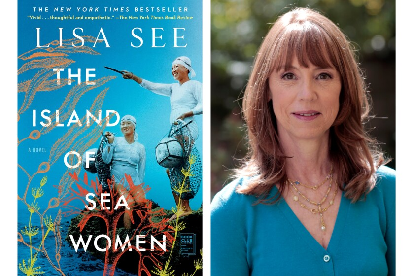 """Lisa See, author of """"The Island of Sea Women."""""""