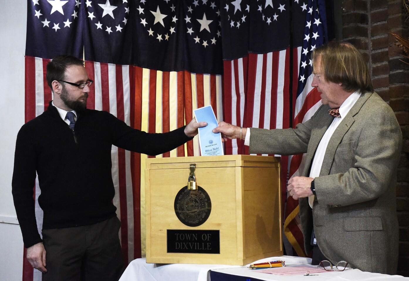 Photos: New Hampshire primary