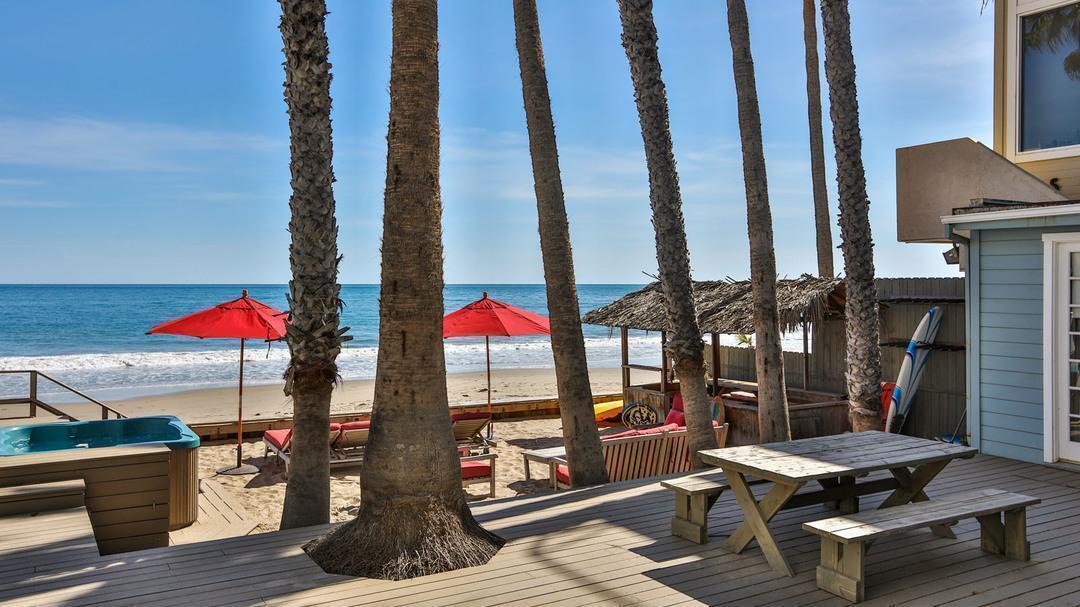 Ed Nortons Malibu home | Hot Property
