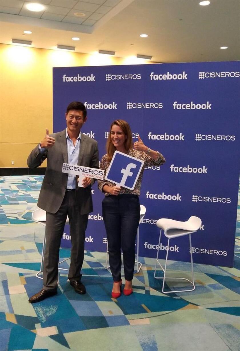Cisneros Interactive ayudará al marketing de marcas de P.Rico en Facebook