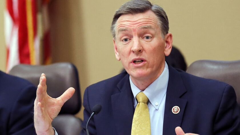 Six siblings of U.S. Rep. Paul Gosar (R-Ariz.) say in a TV ad that he has abandoned the family's values and therefore should be voted out of office.