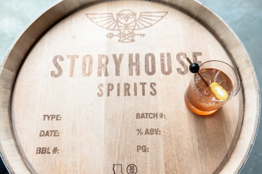 Storyhouse Spirits is located in East Village.