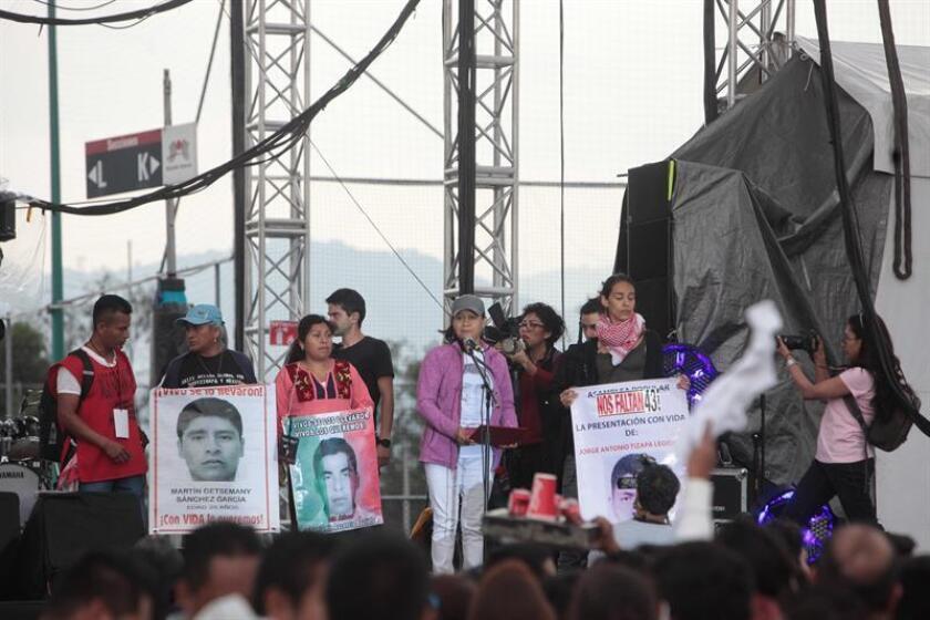 Entre fuertes críticas por el manejo de los derechos humanos en México, el país anunció fuerte contribución a organismo internacional.