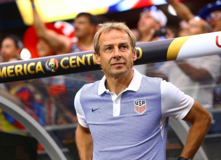 Jürgen Klinsmann ha mostrado calma con el talento joven de EE.UU.