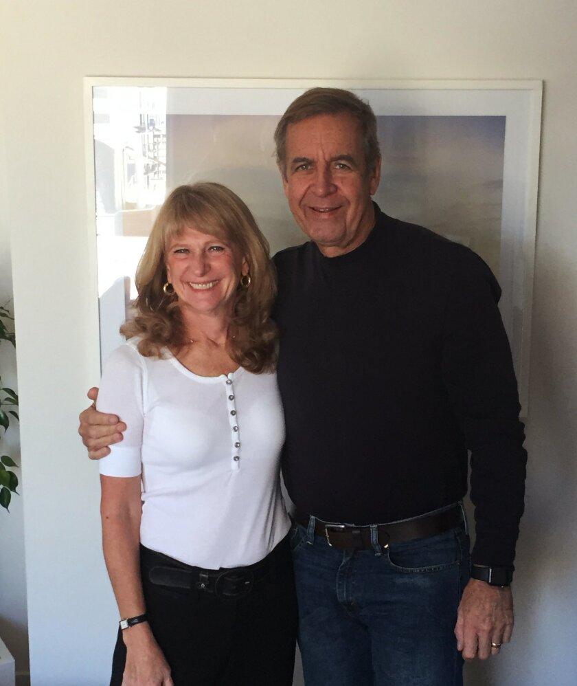 Susan and John Major Courtesy photo