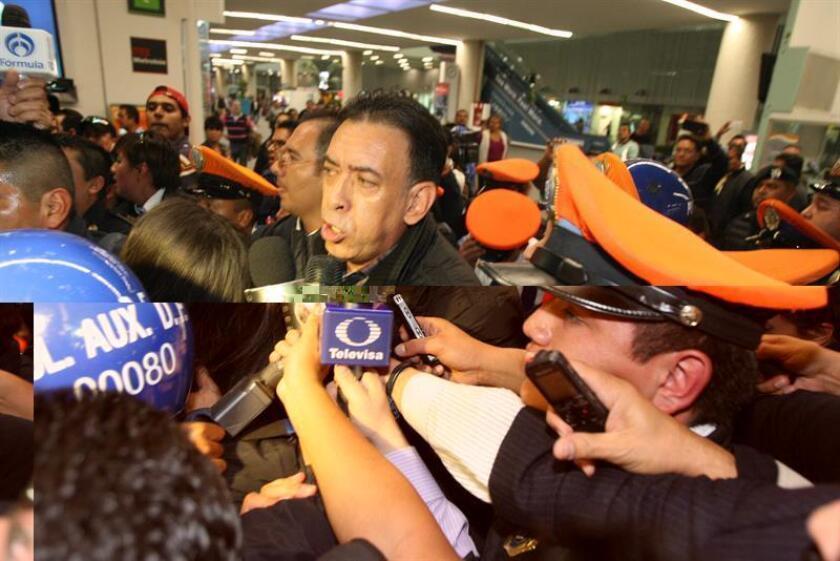 El exgobernador de Coahuila (México) Humberto Moreira. EFE/Archivo