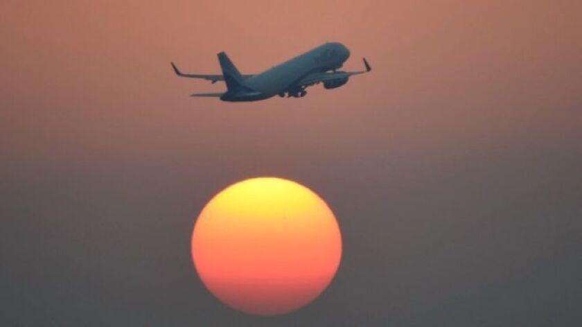 """La más puntual del mundo en 2016 fue la estadounidense Hawaiian Airlines con un desempeño de puntualidad (OTP, por sus siglas en inglés) de 89.87%, según el informe """"Puntuality League 2016"""" de la empresa de análisis de viajes aéreos OAG."""