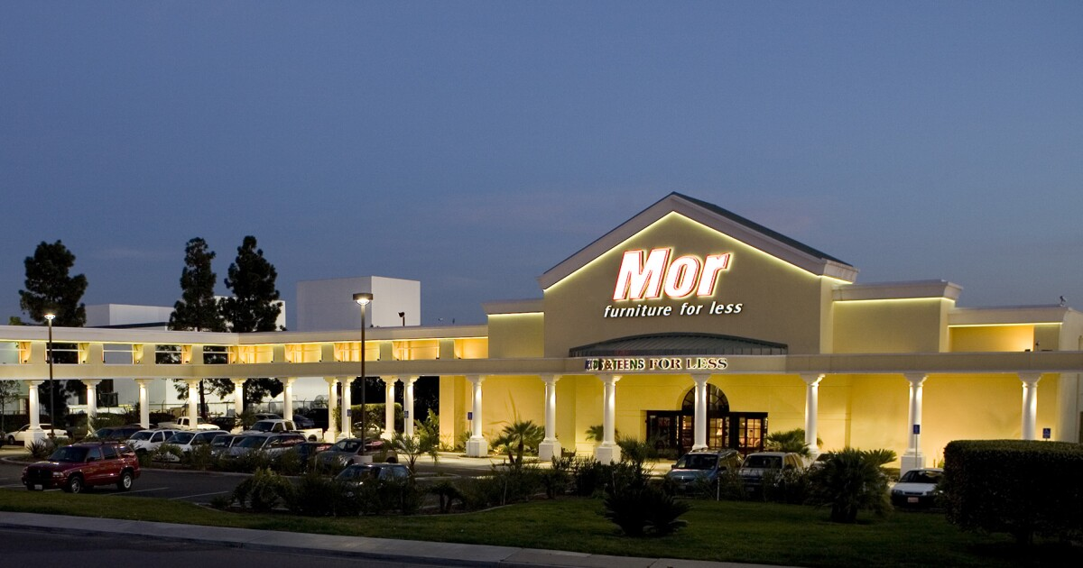 San Diego family-owned Mor Furniture sells 14-store chain to