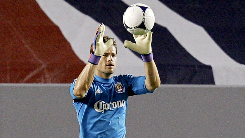 Dan Kennedy, shown in 2013, is retiring as a player, but he will take a front-office role with the Galaxy.