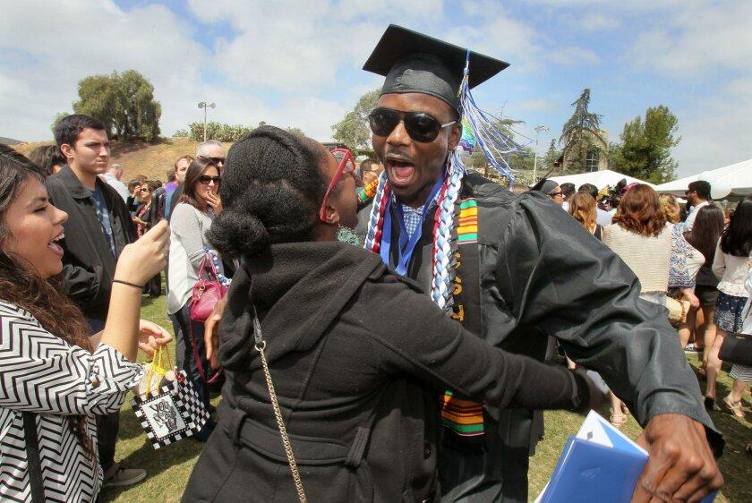 Csusm Graduation 2020.Focusing On Former Foster Youths The San Diego Union Tribune