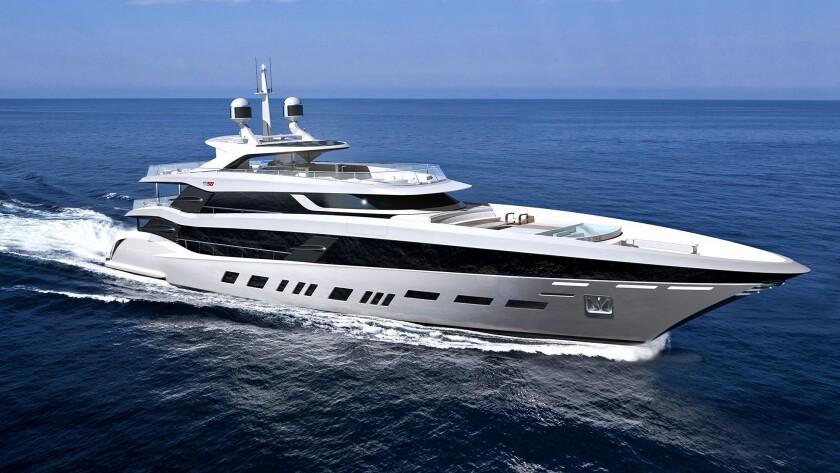 Benetti's Fisker 50 luxury super yacht