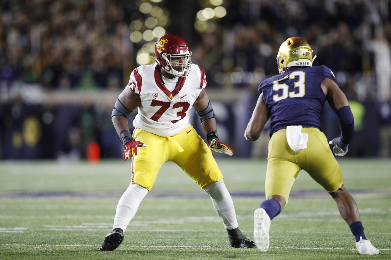 Austin Jackson's departure leaves USC with uncertainty. Again ...