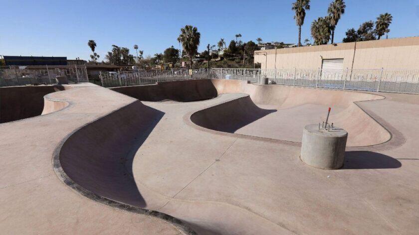Vista skate parks