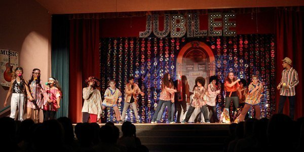 Solana Santa Fe performs their Jubilee musical production