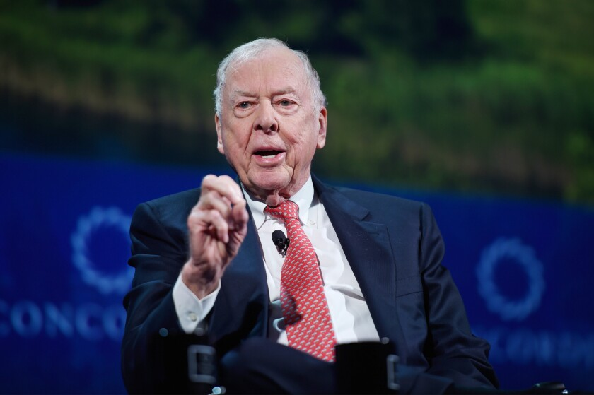Oil tycoon and corporate raider T. Boone Pickens dies at 91