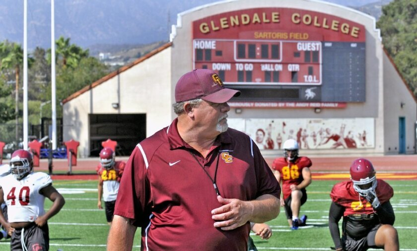 Glendale Community College football preview