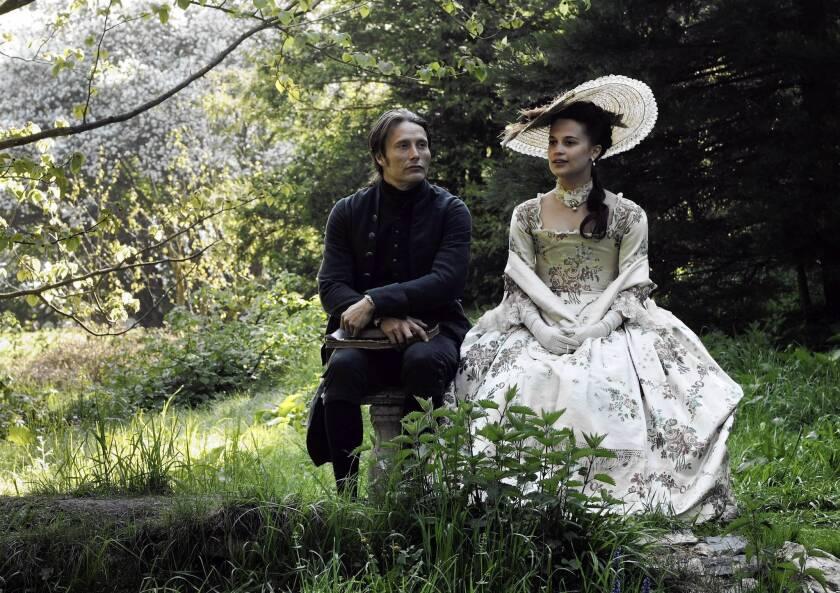 Denmark's 'A Royal Affair' beats bushes for talent