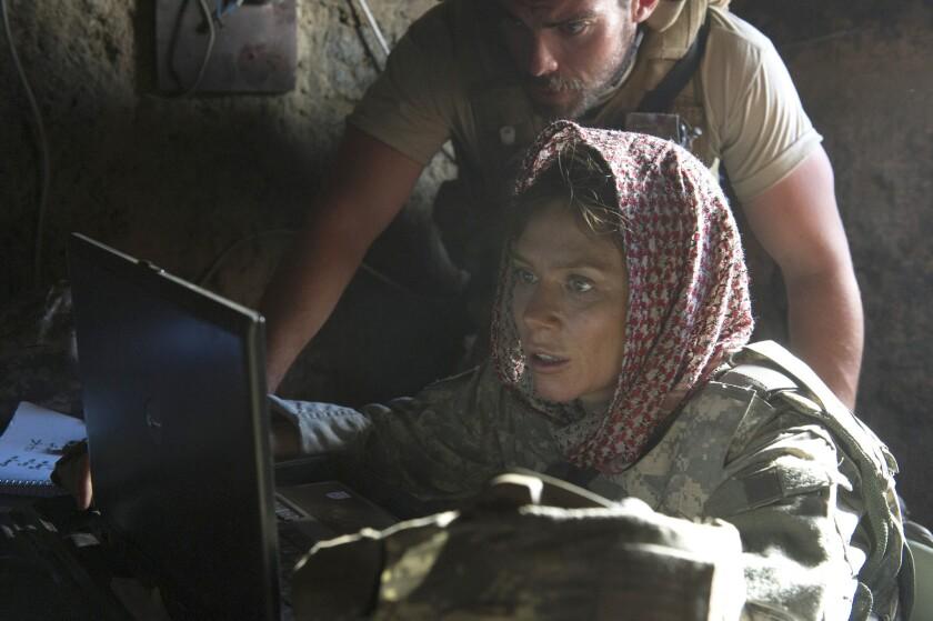 """Anna Friel stars as Sgt. Odelle Ballard in """"Odyssey."""""""