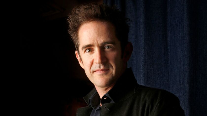 Choreographer Andy Blankenbuehler, photographed in 2017.