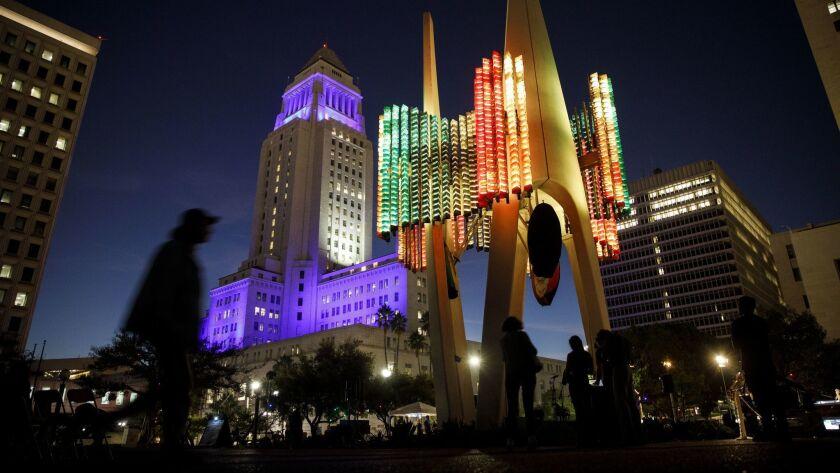 Los Angeles Triforium Revival