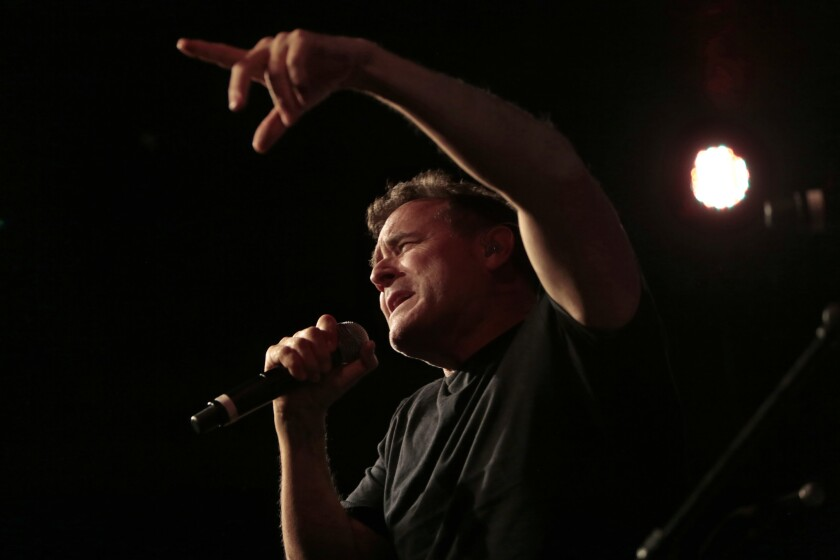 Johnny Clegg in 2014