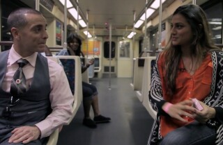 Looking for love on the Red Line
