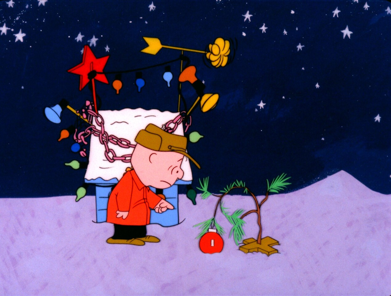 'A Charlie Brown Christmas'