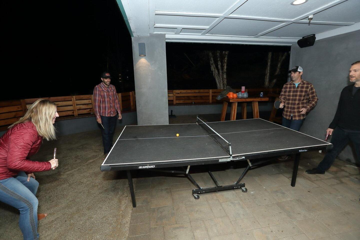 Ping Pong fundraiser benefits Solana Beach Schools Foundation