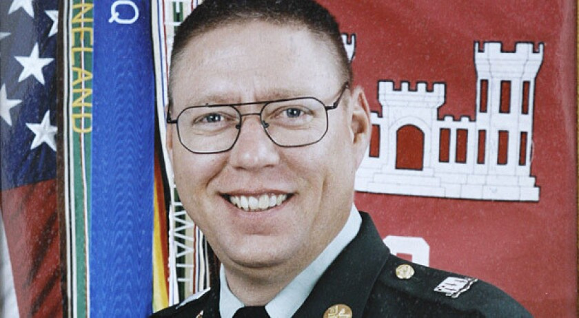 Army Sgt. John Russell killed five U.S. servicemembers in 2009 at a mental health clinic in Iraq.