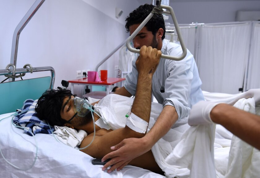 Inside Afghanistan hospital that became a military target