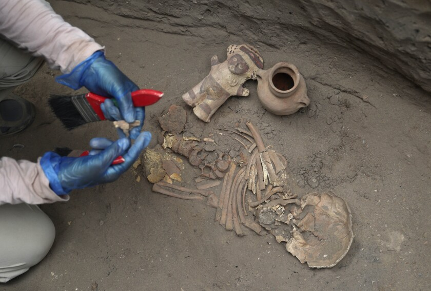 Peru Excavations